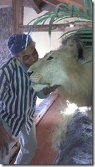 Dad & Lion