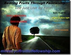 the just live by faith